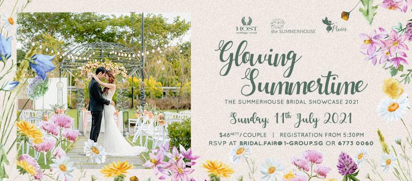 The Summerhouse Bridal Fair July 2021